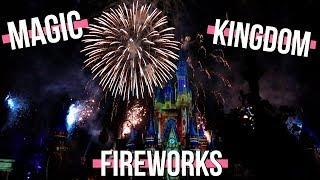 Happily Ever After Fireworks; Walt Disney World | Florida Vlog 3
