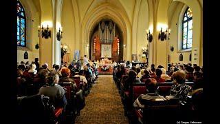 Прямая трансляция Святой Мессы - ПАСХА - СВЕТЛОЕ ХРИСТОВО ВОСКРЕСЕНИЕ