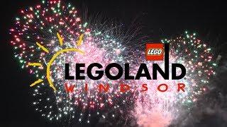 LEGOLAND Windsor Fireworks Vlog October 2018