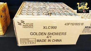 Golden Showers 100 Shots Doorlontbox Salon Roger Fireworks
