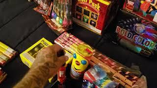 2019 fireworks stash pt.1