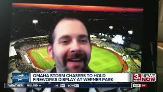 Storm Chasers hosting drive-in fireworks show