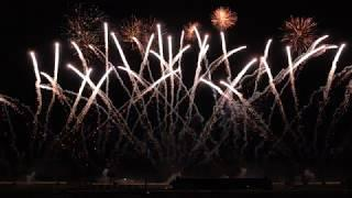 Cobra-Con meets Cobra-Kai: Amazing Fireworks Show - 4K!