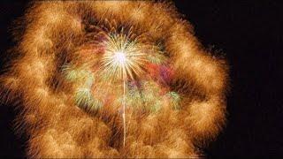 [LIVE]19/9/10 片貝まつり奉納煙火 [48 inch shell fireworks from Katakai festival]