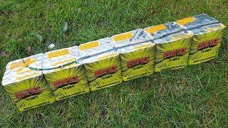 Royal Fireworks: 6x Rampage