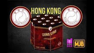 Vuurwerk Pangu Fireworks *SEIZOEN 2018-2018* HONG KONG CAKE