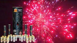 Black Widow 60g Canister Shells (RGS Fireworks)
