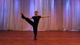Школа народного танца. Мужские движения