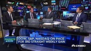 Invesco's Brian Levitt doesn't expect 'big fireworks' from Fed meeting