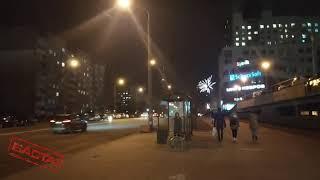 Как беларусы провожали День Воли. Сотни салютов и фейерверков по всей стране!