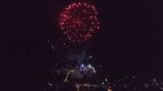 Initao Fiesta Fireworks 2018