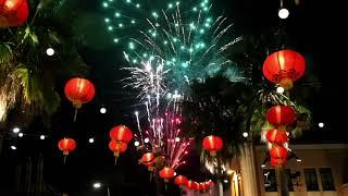 Port of Los Angeles Shares Virtual Fireworks for Lunar New Year 2021