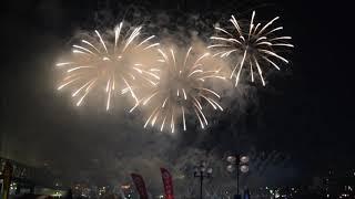2019 Western Southern WEBN Fireworks Cincinnati
