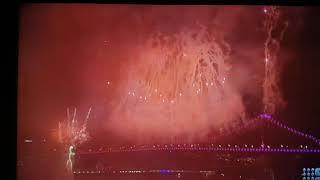 Brisbane Fireworks 2018