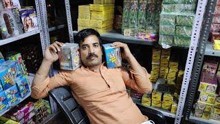 Master ji fireworks Rohini Fireworks shop in Delhi Dussehra Ravan patakhe