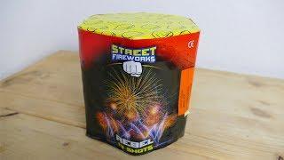 REBEL VUURWERKTOTAL Street Fireworks | Pyro Special