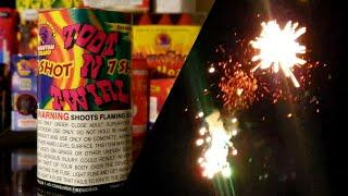 Phantom Fireworks Toot N Twirl