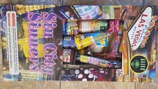 Sin City Sinners Assortment Unboxing Alien Fireworks 2019