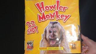 Howler Monkey 22shot (Shogun Fireworks)