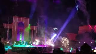 Nightly Dance and Fireworks Illumination Sensation @ The Texas State Fair 2019