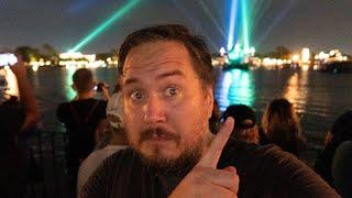 The Last Illuminations Fireworks Show At Epcot EVER!