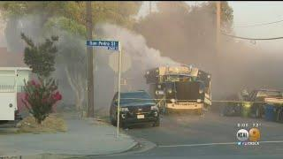 Victims Of LAPD Fireworks Explosion File Claim
