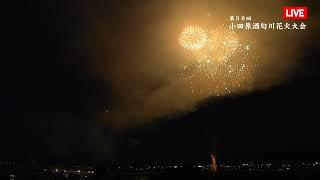 The 30th Anniversary Odawara Sakawa River Fireworks Festival