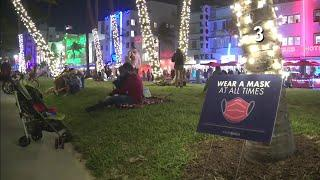 Wind forces Miami Beach to cancel New Year's Eve fireworks display