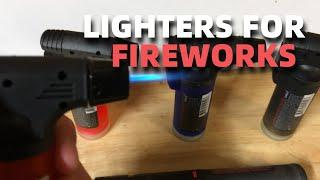 The PERFECT Lighters for Fireworks! (Eagle Torches Review)