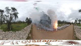DI MATTEO FIREWORKS (Video 360°)