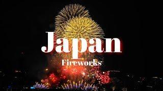 Yodogawa Fireworks Festival in Japan / なにわ淀川花火大会 / Sony a6400 / 4K Video