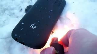 Взрываем телефон мощной петардой корсар 6| Моя пиротехника