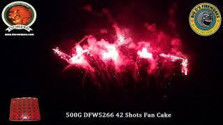 """Crazy Joker! 500 Gram Cake by """"Doremi Fireworks"""" NEW FOR 2021!"""