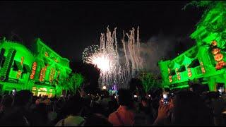 FULL: 2019: Halloween Screams with Fireworks at Disneyland