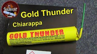 Gold Thunder - Chiarappa - Vuurwerk - Fireworks