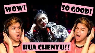 Hua Chenyu - The Dust In The Fireworks LIVE! | REACTION