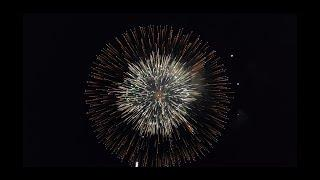 Spectacular Maltese Fireworks Display with HUGE Shells, up to 27 inches! Zurrieq, Malta, 2019