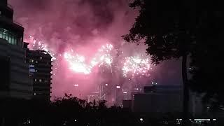 2018 China National Day Fireworks