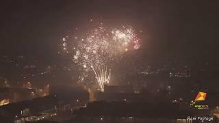 Best Fireworks | 4K Chinese New Year Kuching Fireworks Raw V2