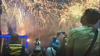 День города Каменское Концерт Салют