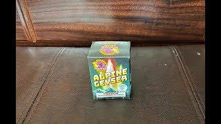 Phantom Fireworks - Alpine Geyser