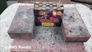 Unglued Fountain - TNT Fireworks