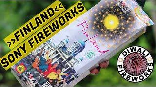 FINLAND from Sony Fireworks - Sky Shot - Diwali Stash Testing 2020