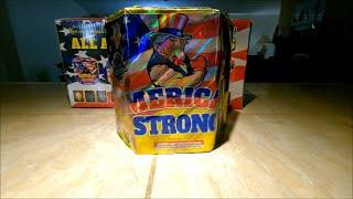 American Strong By Miracle Fireworks