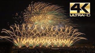 ⁽⁴ᴷ⁾ Int. Fireworks Festival Hannover 2019:  Vaccalluzzo - Italy  Italien - Feuerwerkswettbewerb