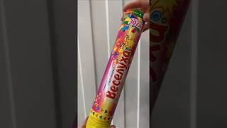 Пневмохлопушка с конфетти Разноцвет