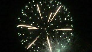 【2020】草津温泉 冬花火【Kusatsu hot spring Winter fireworks】
