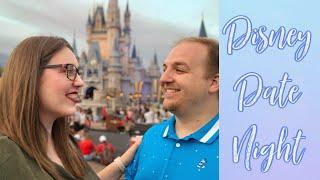 Our Date Night in Disney's Magic Kingdom | Happily Ever After Fireworks, Rides, and Corn Dog Nuggets