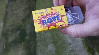"""Петарды """"Pulling Rope"""" (P1010)"""