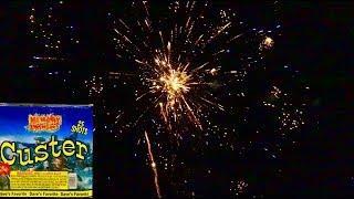 Memory Fireworks: Custer 350g DEMO